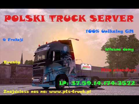 Polski Truck Server KARAOKE Part. 3