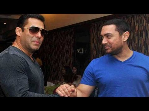 Spotted: Salman Khan Aamir Khan's Special Bond At An Event