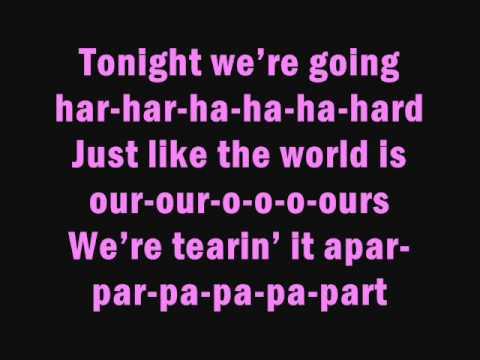 We Are Who We Are - Kesha   Lyrics video