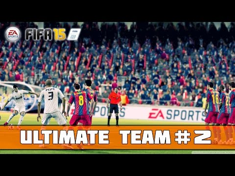FIFA 15 Ultimate Team Серия #2