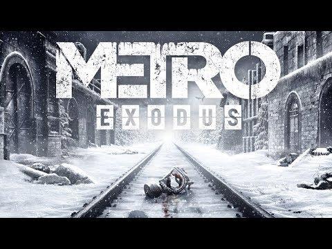 METRO: Exodus — Артемка вернулся! Новое Метро! Геймплей E3 2017 (60 fps) Метро: Исход