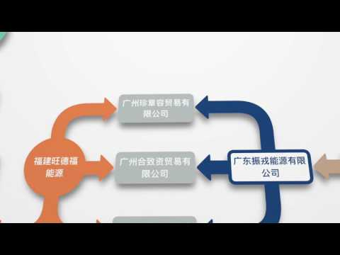 姚庆的部分企业关联结构动图