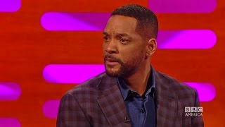 Will Smith SHOCKED his Granny - The Graham Norton show on BBC America