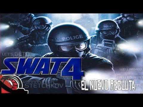 EL NUEVO RECLUTA, RICARDITO | Swat 4 - Old School Games