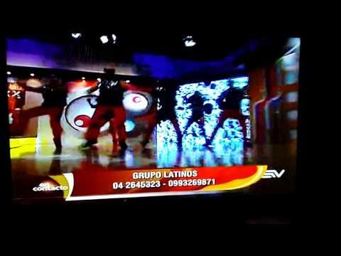 Plakito - coreografía Grupo Latinos Ec