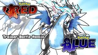 Pokémon Red/Blue/Yellow - Trainer Battle Epic Remix (15k subs special)