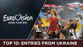 TOP 10: Entries from Ukraine