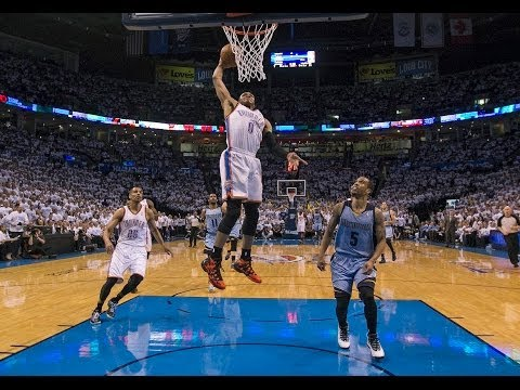 Top 10 Dunks of the Playoffs: First Round