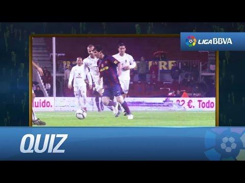 Respuesta: ¿Qué jugador supera a Messi en asistencias en los últimos 20 años de Liga?