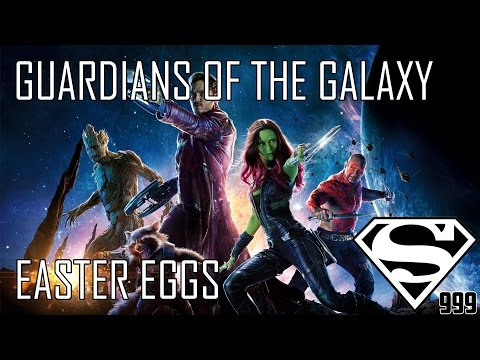 Guardians Of The Galaxy: Hidden Easter Eggs & Secrets