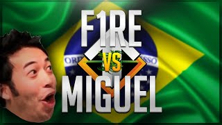 ⚔️🔥 AoE2: F1Re vs Miguel [Bo9]