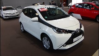 2018 Toyota Aygo X-Play Touch - Exterior and Interior - Autotage Stuttgart 2017