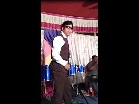 Rajesh Khanna Performance by Suresh Kumar on Mere Sapno Ki Rani...