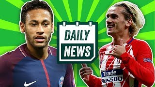 Next Arsenal Manager, Neymar Injury & Usain Bolt + #TransferNews   Daily Football News