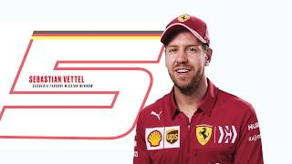 Sebastian Vettel Explains 2019 Chinese Grand Prix