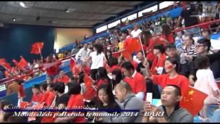 28-09-2014: Le immagini del big match Cina-Giappone