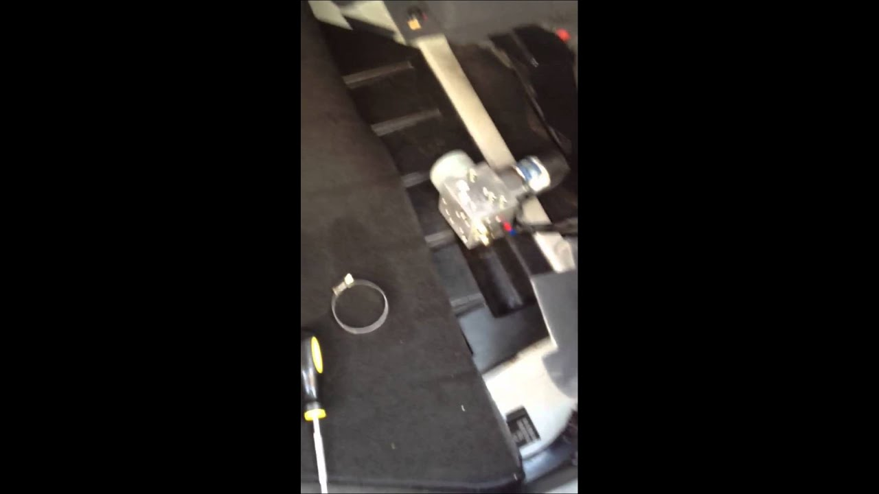 how to fix automatic trunk on mercedes benz w220 s class