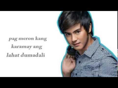 Hindi Kailangan - Jake Vargas (with Lyrics on Screen)
