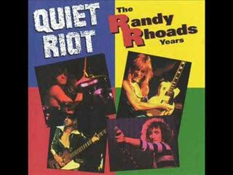 Quiet Riot - Force Of Habit