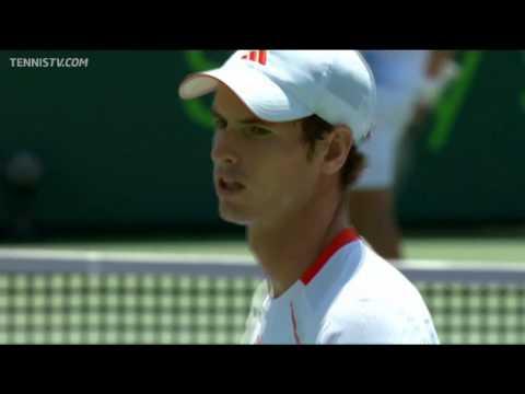 2012 Sony Ericsson Open - Men's Final - Novak Djokovic v Andy Murray