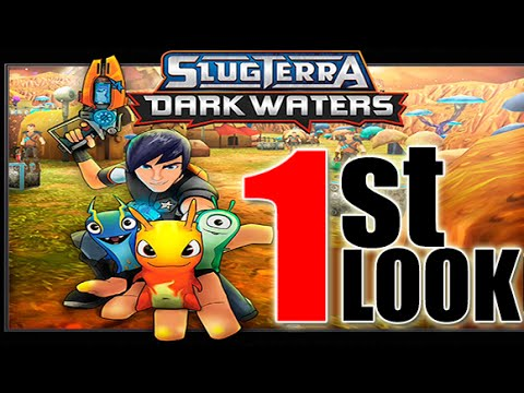 Slugterra Dark Waters - Welcome to Slugterra ! (1st Look iOS Gameplay)