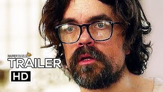 THREE CHRISTS Official Trailer (2020) Peter Dinklage, Richard Gere Movie HD