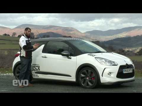 Citroen DS3 Racing v hot hatchback rivals - evo Magazine