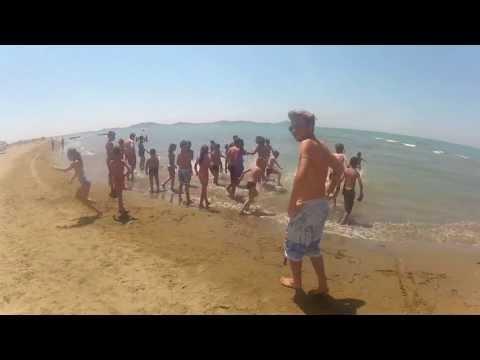 Nje Dite Ne Plazh [Kampi CEF] // A Day at the Beach [CEF Kids Camp]
