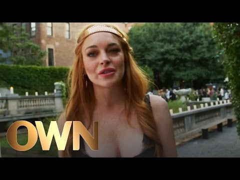 Why Lindsay Lohan Says Her Trust Issues Stem from Childhood - Lindsay - Oprah Winfrey Network