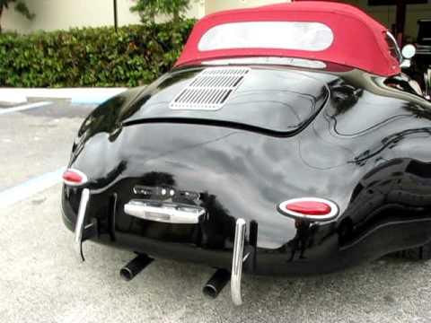 Advanced Detailing Of South Florida Porsche Speedster