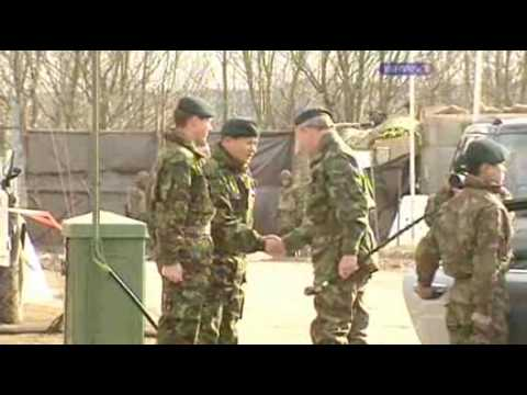 Prince of Wales Meets the Gurkhas 11.02.10