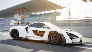 NEW McLaren Senna First Drive Of The 800hp Hypercar!