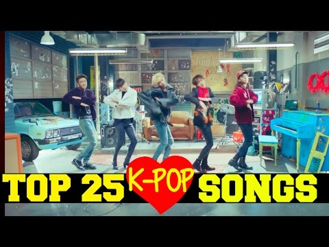 K-VILLE'S [TOP 25] K-POP SONGS CHART - FEBRUARY 2016 (WEEK 2)