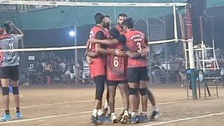 Amit vs shashaank best match ever volleyball 2019