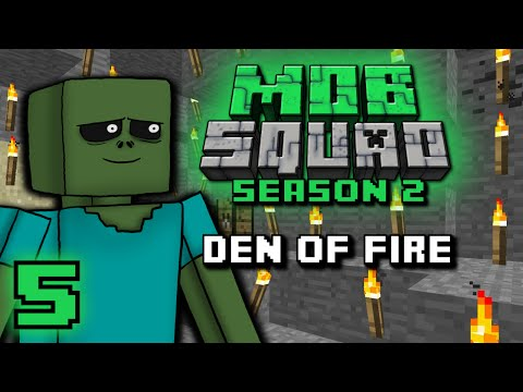 Mob Squad - Den of Fire - Season 2 Ep. 5