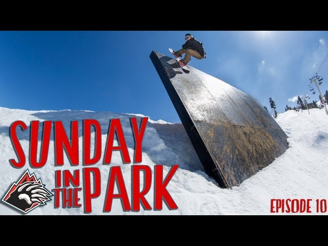 Sunday In The Park 12/13 Episode 10
