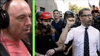Why is Antifa Allowed On Twitter When Proud Boys Aren't? | JRE Twitter Special