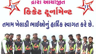 Halpati Samaj Udwada Gam Youngstar Cricket Tournament 2020