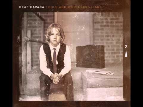 Deaf Havana - Anemophobia