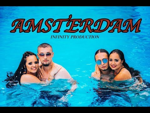 Andjela x Nadja ft. Panter x Gliga  - Amsterdam (Official Music Video)