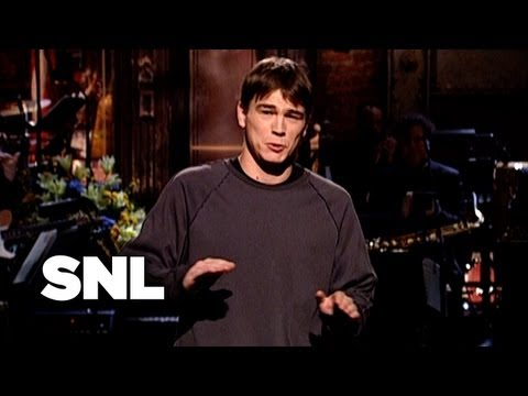 Josh Hartnett Monologue - Saturday Night Live