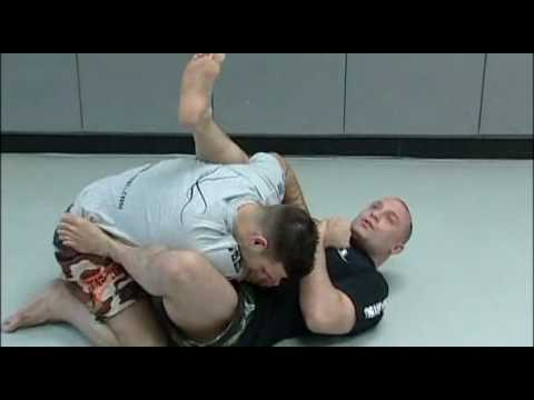 Matt Serra Brazilian Jiu-Jitsu Training Video Vol.1 part 1 of 5 Image 1