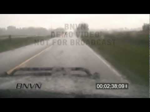 7/21/2009 Hail and severe storm footage from Central Minnesota.