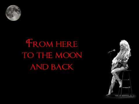 from here to the moon and back paroles dolly parton. Black Bedroom Furniture Sets. Home Design Ideas