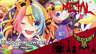 Download Happy Halloween feat Megumi Intense Symphonic Metal Cover