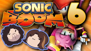 Sonic Boom: Instant Classic! - PART 6 - Game Grumps
