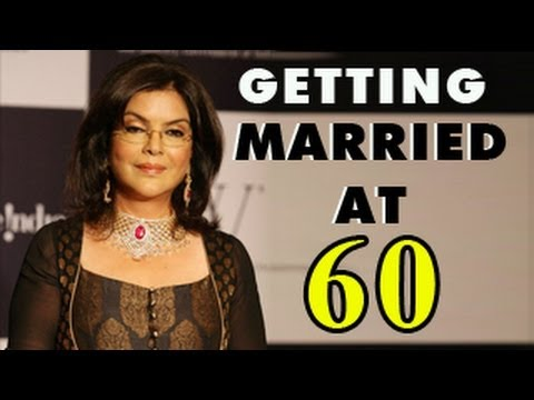 Zeenat Aman To Remarry At The Age Of 60 video