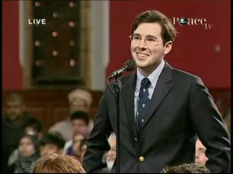 Dr Zakir Naik And Oxford Union Debate Q&a 5 Of 7.flv video