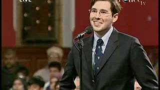 Dr Zakir Naik and Oxford Union Debate Q&A 5 of 7.flv