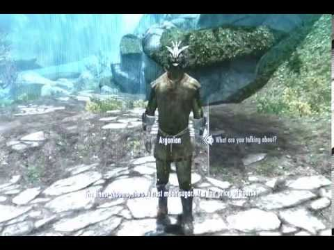 Skyrim - Review - First Impressions - PS3